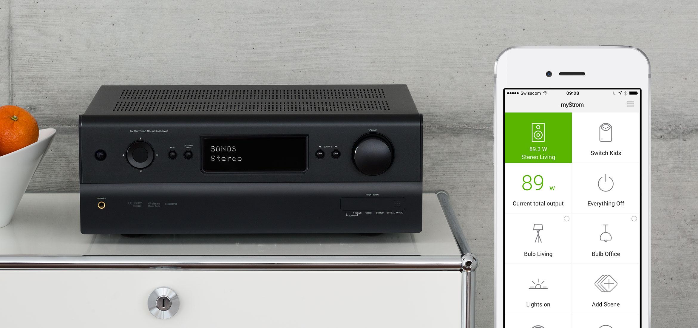 WiFi Switch   Smart Home   myStrom